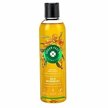 "Profumi e cosmetici Olio doccia ""Olivello spinoso"" - Green Feel's Rich Shower Oil"