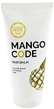 Profumi e cosmetici Balsamo volumizzante con estratto di mango - Good Mood Mango Code Hair Volume Balm