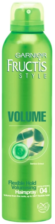 Lacca per capelli - Garnier Fructis Style Bamboo Flexible Hold Volumising Hairspray