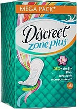 Profumi e cosmetici Assorbenti giornalieri, Deo Water Lily Plus, 50 pezzi - Discreet