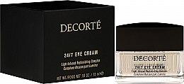 Profumi e cosmetici Crema contorno occhi - Cosme Decorte Vi-Fusion 24/7 Eye Cream