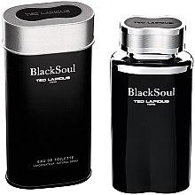 Profumi e cosmetici Ted Lapidus Black Soul - Eau de toilette