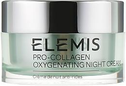 "Profumi e cosmetici Crema viso da notte ""Oxygen"" - Elemis Pro-Collagen Oxygenating Night Cream"