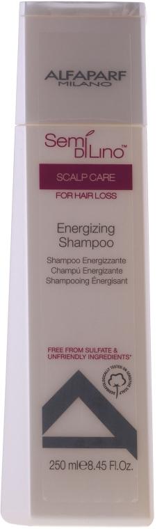 Shampoo per tonificare i capelli - AlfaParf Semi Di Lino Scalp Care Energizing Shampoo