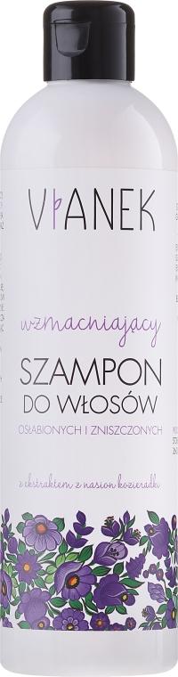 Shampoo rinforzante - Vianek Strengthening Shampoo