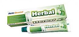 Profumi e cosmetici Dentifricio alle erbe - Mattes Rebi-Dental Herbal Toothpaste