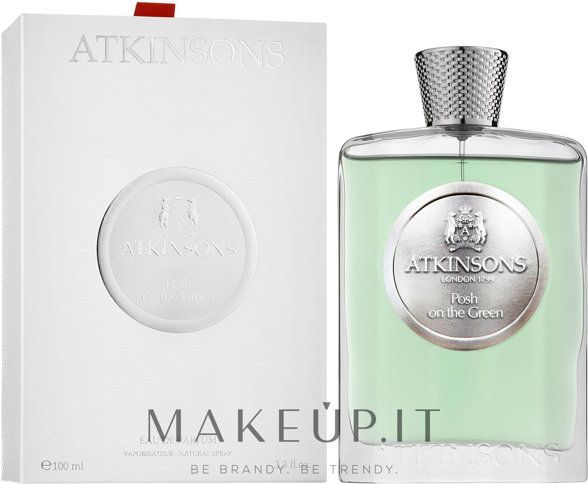 Atkinsons Posh on the Green - Eau de Parfum — foto 100 ml