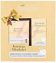 Profumi e cosmetici Set - Bielenda Kuracja Mlodosci Cream 70+ (cr/50ml + eye/cr/15ml)