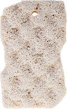 Profumi e cosmetici Spugna doccia, beige - Suavipiel Black Aqua Power Sponge
