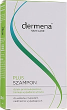 Profumi e cosmetici Shampoo antiforfora - Dermena Hair Care Shampoo
