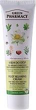 Profumi e cosmetici Crema piedi rilassante - Green Pharmacy