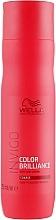 Profumi e cosmetici Shampoo per capelli tinti - Wella Professionals Invigo Brilliance Coarse Hair Shampoo