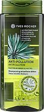 """Profumi e cosmetici Shampoo micellare """"Detox e recupero"""" - Yves Rocher Anti-Pollution Detox Micellar Shampoo"""