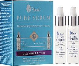 """Profumi e cosmetici Siero viso """"Anti-age, rinnovamento cellulare"""" - Ava Laboratorium Pure Serum"""