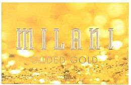 Palette ombretti - Milani Gilded Eyeshadow Palette — foto N3