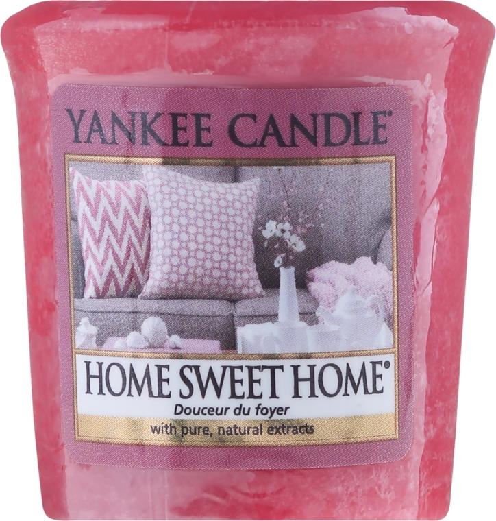 "Candela profumata ""Casa dolce casa"" - Yankee Candle Scented Votive Home Sweet Home"
