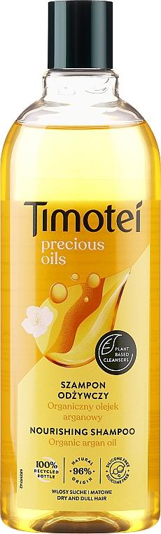 Shampoo per capelli secchi e opachi con oli preziosi - Timotei Precious Oils