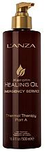 Profumi e cosmetici Terapia termica (passaggio A) - L'anza Keratin Healing Oil Emergency Service Thermal Therapy Part A