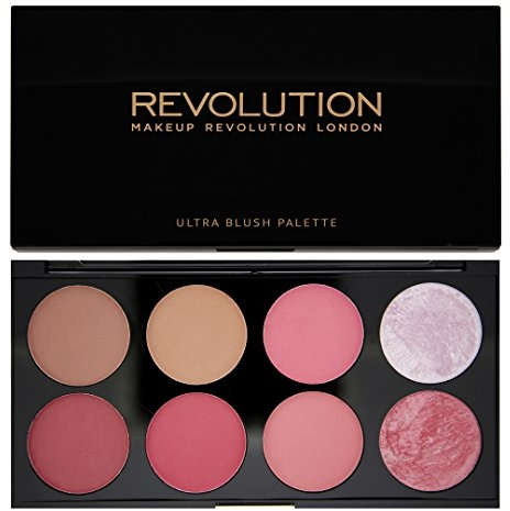 Palette blush - Makeup Revolution Blush Palette