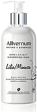 """Profumi e cosmetici Elisir per mani e corpo """"Ninfea e Mimosa"""" - Allverne Nature's Essences Elixir for Hands and Body"""