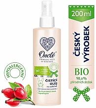 Profumi e cosmetici Olio detergente per bambini - Oncle Baby Oil