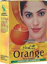 Profumi e cosmetici Peeling-maschera viso - Hesh Orange Peel Powder