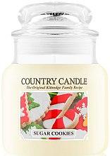 Profumi e cosmetici Candela profumata - Country Candle Sugar Cookies