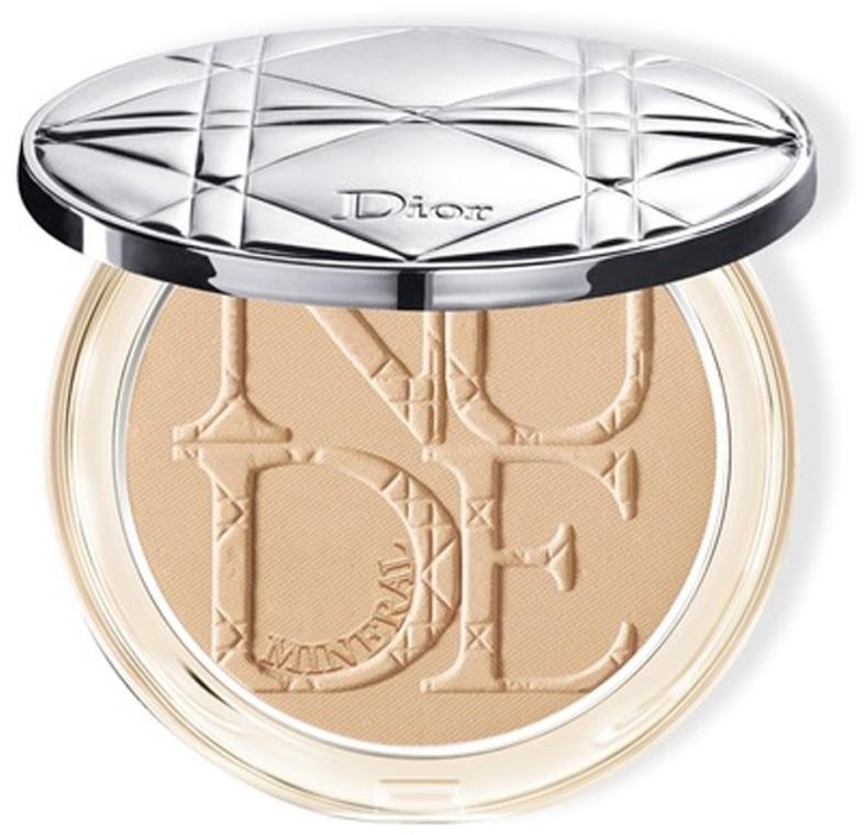 Cipria opacizzante minerale - Dior Diorskin Mineral Nude Matte Powder