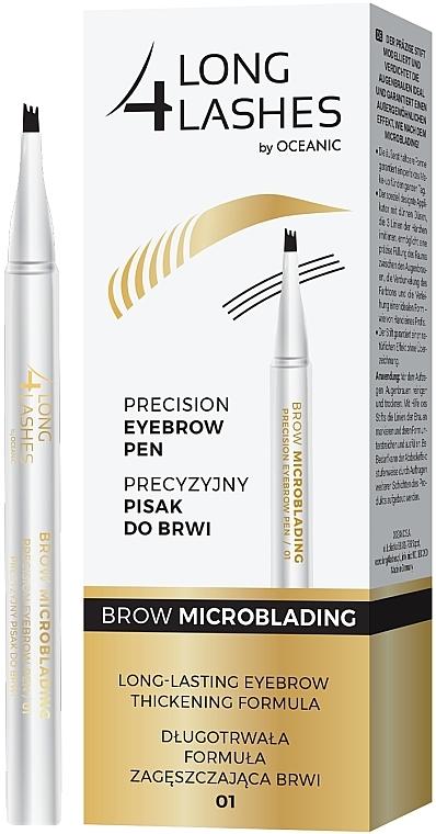 Matita per gli occhi - Long4lashes Precision Eyebrow Pen