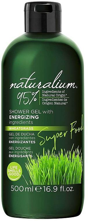 "Gel doccia ""Young Wheat"" - Naturalium Energizing Shower Gel — foto N1"