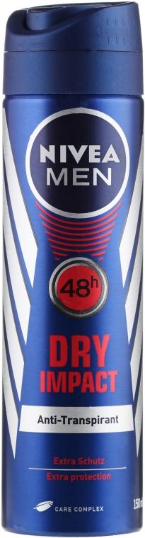Deodorante-spray - Nivea Men Dry Impact Deo Spray