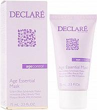 Profumi e cosmetici Maschera anti-età istantanea - Declare Age Control Age Essential Mask