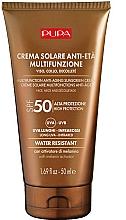 Profumi e cosmetici Crema solare antietà per viso e décolleté - Pupa Anti-Aging Sunscreen Cream SPF 50