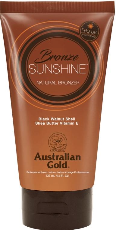 Amplificatore di abbronzatura - Australian Gold Bronze Sunshine