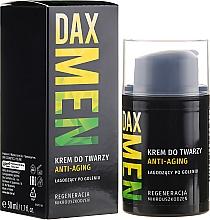Profumi e cosmetici Crema idratante antirughe per uomo - DAX Men