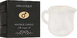 Profumi e cosmetici Candela da massaggio spa con olio di argan - Organique Spa Candle