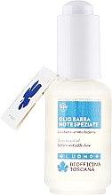 Profumi e cosmetici Olio per la barba - Biofficina Toscana Spicy Beard Oil