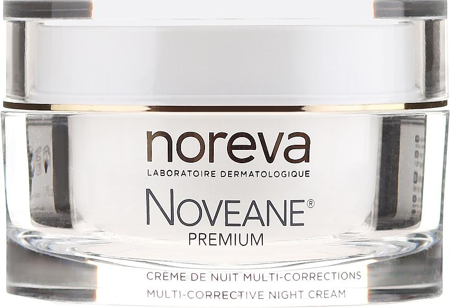 Crema viso multifunzionale, da notte - Noreva Laboratoires Noveane Premium Multi-Corrective Night Cream — foto N2
