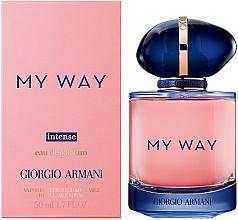 Profumi e cosmetici Giorgio Armani My Way Intense - Eau de parfum