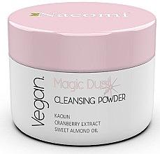 Profumi e cosmetici Polvere detergente viso per pelli secche - Nacomi Face Cleansing & Brightening Powder Magic Dust