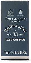 Profumi e cosmetici Penhaligon's No. 33 - Scrub viso e barba
