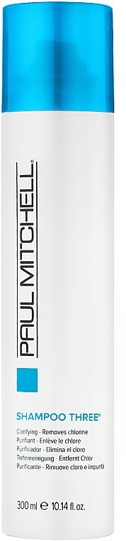 Shampoo per tutti i tipi di capelli - Paul Mitchell Clarifying Shampoo Three — foto N1