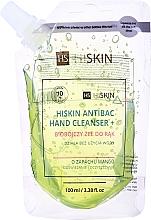 "Profumi e cosmetici Gel mani antibatterico ""Mango"" - Hiskin Antibac Hand Cleanser+"