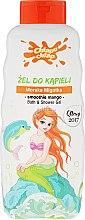 Profumi e cosmetici Gel doccia per bambini, con l'aroma di mango - Chlapu Chlap Bath & Shower Gel