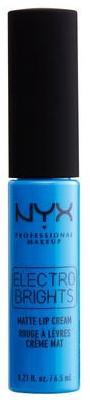 Rossetto liquido opaco - NYX Professional Electro Brights Matte Lip Cream — foto N1