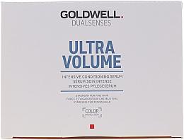 Profumi e cosmetici Siero volumizzante intensivo - Goldwell Dualsenses Ultra Volume Intensive