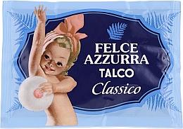 Profumi e cosmetici Talco per il corpo - Felce Azzurra Classic Talcum Powder