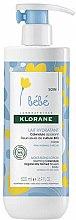 Profumi e cosmetici Lozione idratante corpo - Klorane Baby Moisturizing Lotion