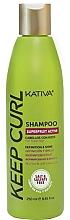 Profumi e cosmetici Shampoo per capelli ricci - Kativa Keep Curl Shampoo
