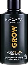 Profumi e cosmetici Shampoo per capelli fini - Madara Cosmetics Grow Volume Shampoo